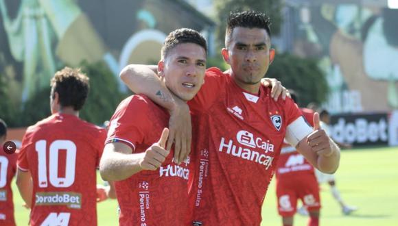 Luis Álvarez anotó el gol del triunfo para Cienciano. (Foto: Cienciano)