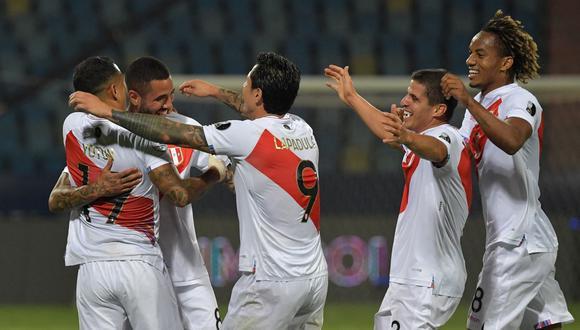 La Selección Peruana volverá a las canchas en setiembre próximo. (Foto: AFP)