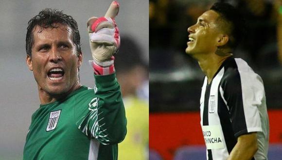 Butrón espera que Deza tenga oportunidades en Alianza Lima. (Foto: GEC)