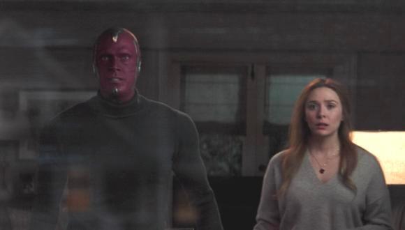 """Marvel: WandaVision tiene una """"conexión natural"""" con Doctor Strange 2 según Elizabeth Olsen. (Foto: Marvel)"""