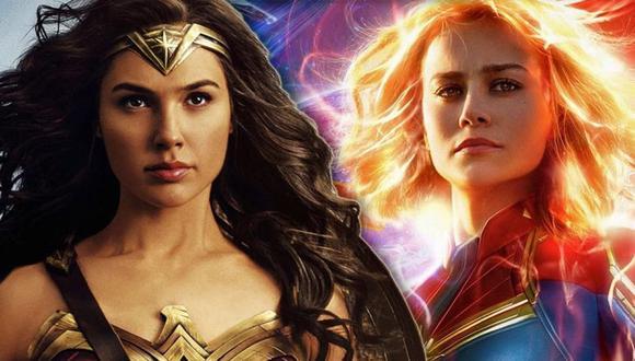Nuevo tráiler de Wonder Woman impactó a Capitana Marvel (playview)