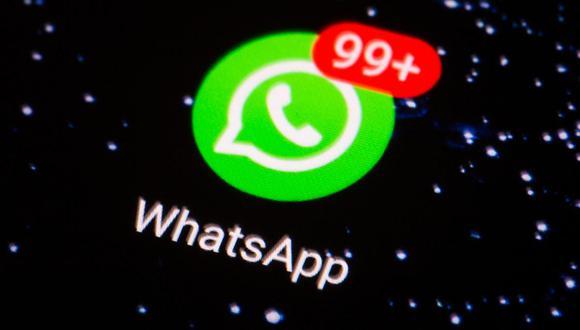 """Conoce la manera para poder marcar una conversación como """"no leída"""" en WhatsApp. (Foto: Depor)"""