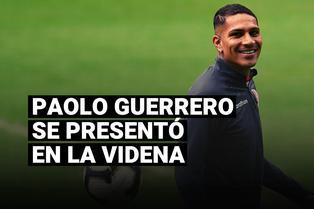 Selección peruana: Guerrero llegó a la Videna para seguir su proceso de recuperación