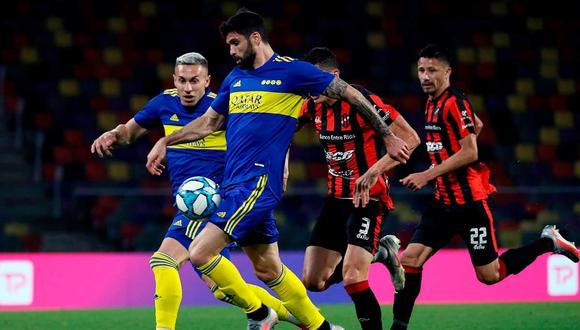 Boca Juniors y Patronato se enfrentan por la Copa de Argentina 2021   Foto: @BocaJrsOficial