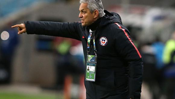 Reinaldo Rueda ya no sigue como entrenador de la selección de Chile. (Foto: Getty Images)
