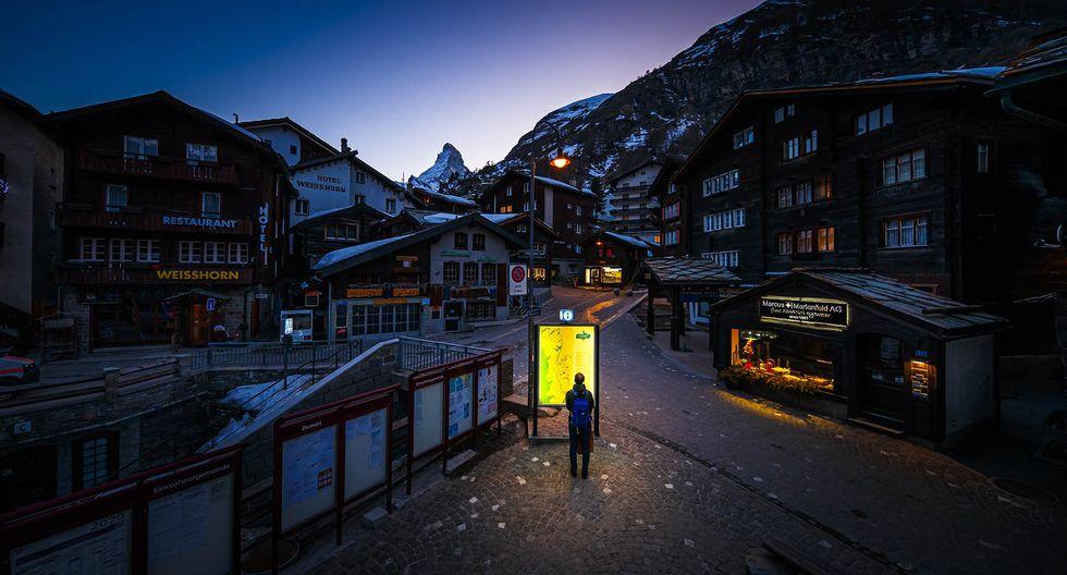 Zermatt, Suiza. (Fotos de AFP / EFE)