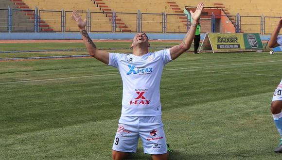 Carlos Neumann jugará por Sport Huancayo en el Clausura. (Real Garcilaso)