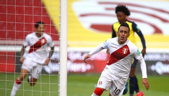 Con goles de Cueva y Advíncula, Perú sumó su primer triunfo en las Eliminatorias (Foto:agencias)