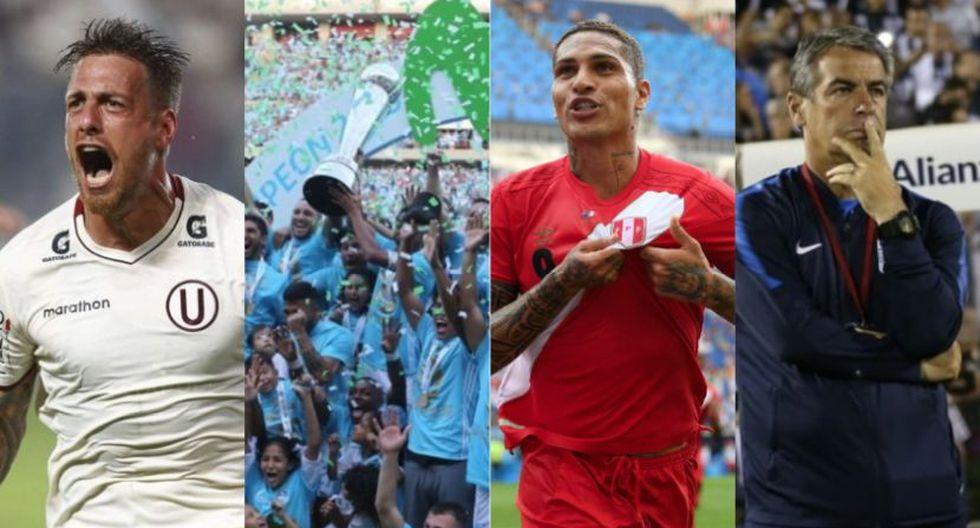 Elige cuál fue la noticia del año en el fútbol peruano. (GEC/Getty Images)