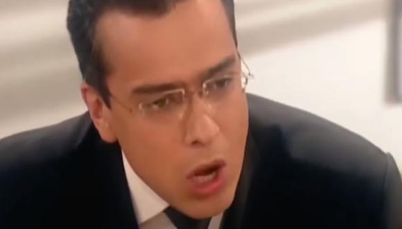 Todos los gritos de Armando Mendoza en un clip de RCN subido a YouTube.
