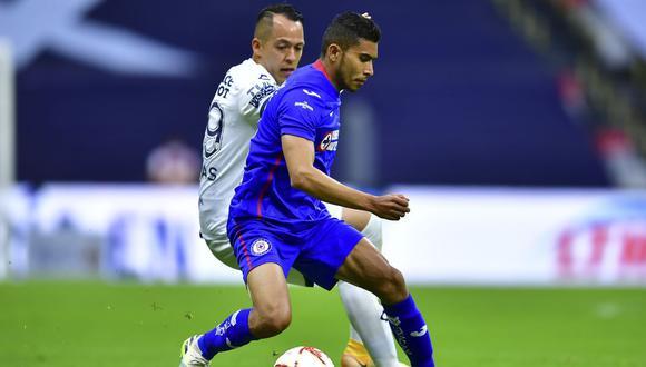 Cruz Azul derrotó por 1-0 a Pachuca por la jornada 9 en la Liga MX