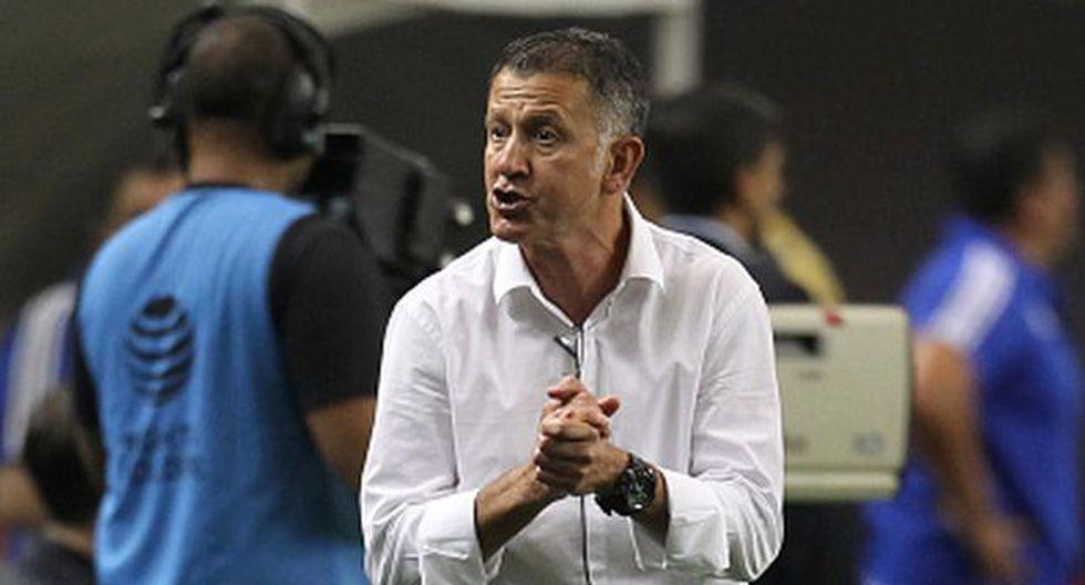 Juan Carlos Osorio es entrenador de la selección de Paraguay desde septiembre pasado. (Foto: Getty Images)