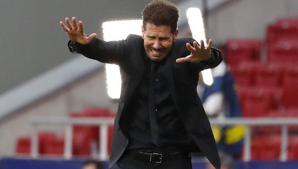Alavés derrotó al Atlético de Madrid con un único gol a los cuatro minutos. (Foto: Reuters)