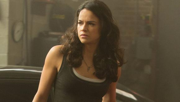 Letty interpreta a Michelle Rodriguez desde la primera película de Rápidos y furiosos (Foto: Universal Pictures)