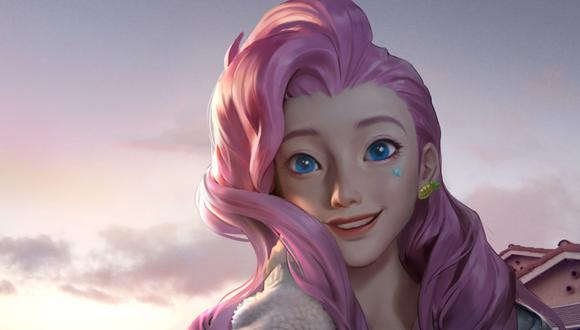 League of Legends: acusa a Riot Games de robar su imagen para crear a Seraphine. (Foto: Riot Games)