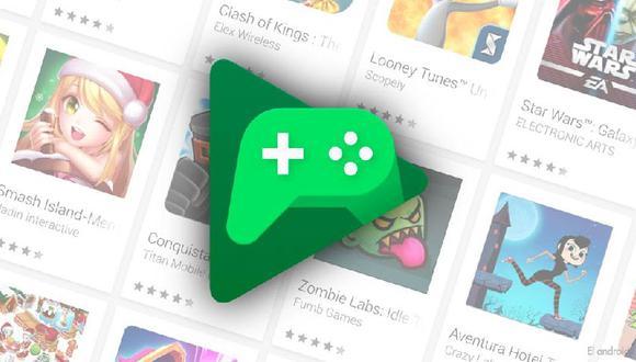 Google Play Juegos es la opción adecuada para los gamers