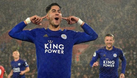 Ayoze Pérez llegó al Leicester procedente del Newcastle. (Agencias)