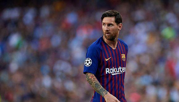 Lionel Messi no estuvo presente en los amistosos de Argentina ante Guatemala y Colombia. (Getty)