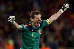 Iker Casillas hace oficial su retiro del fútbol