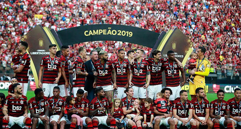 Reinier ganó en Lima la primera Copa Libertadores de su carrera. (Getty)