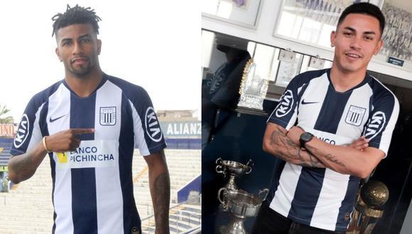 Carlos Ascues y Jean Deza regresaron a Alianza Lima, bajo la aprobación de Pablo Bengoechea. (Foto: GEC)
