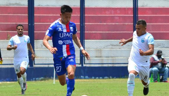 Mannucci y Llacuabamba se enfrentan por la quinta jornada de la Fase 2. (Foto: Liga 1)