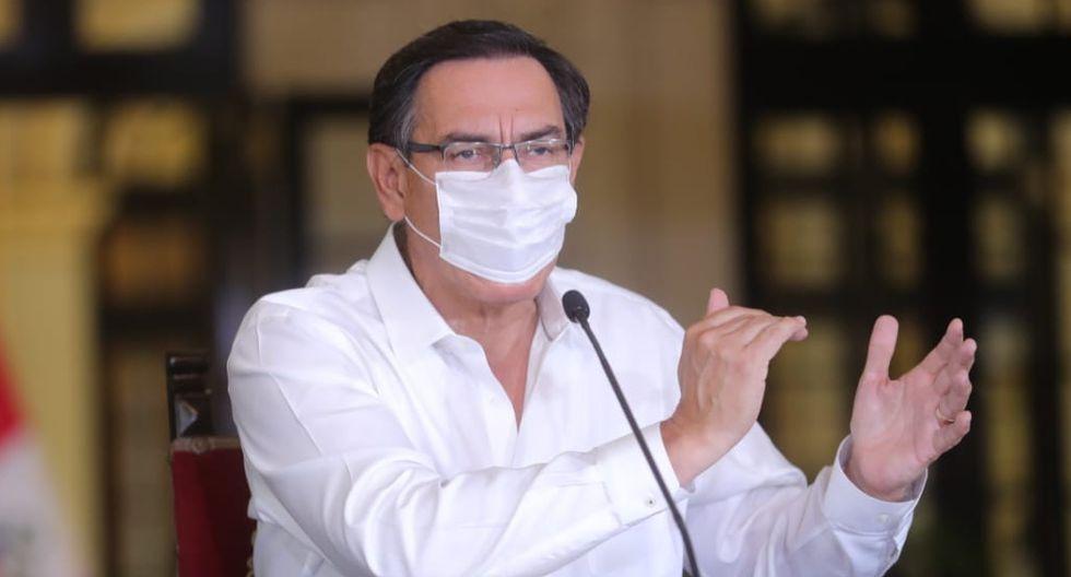 Martín Vizcarra actualizará la cifra de contagiados y las medidas a seguir tomando durante esta emergencia nacional.