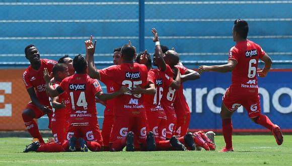Sport Huancayo vs. Binacional se enfrentan por la fecha 2 de la Liga 1 (Foto:LIGA1)