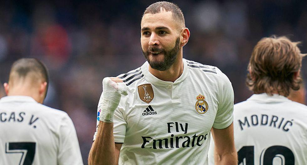 Karim Benzema   Real Madrid   21 goles. (Getty Images)