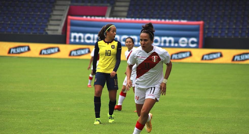 Balance positivo: Selección Peruana Femenina empató 0-0 con Ecuador en último amistoso de preparación