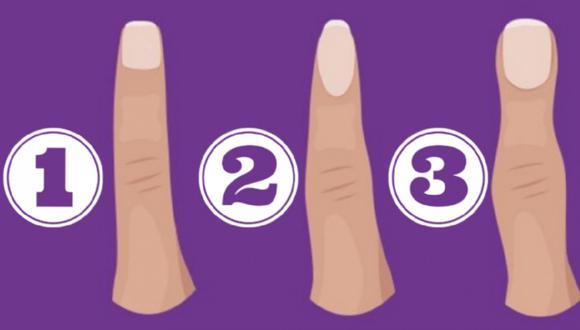 Dime de qué forma son los dedos de tus manos y te diré aspectos que desconocías de tu personalidad. (Foto: MDZ Online)