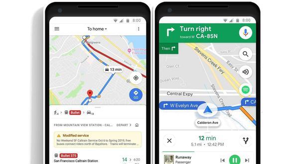 ¿Quieres saber dónde se encuentra alguien? Entonces usa este truco para compartir tu ubicación a tiempo real. (Foto: Google Maps)
