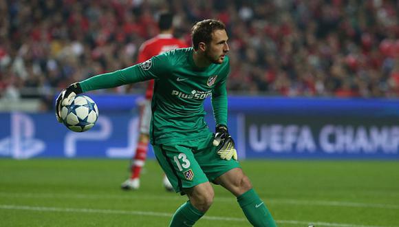 Jan Oblak tiene contrato con el Atlético de Madrid hasta el 2023. (Foto: Getty Images)