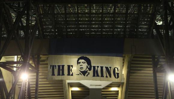 Diego Maradona murió tras sufrir un paro cardiorrespiratorio en su vivienda. (Foto: AFP)