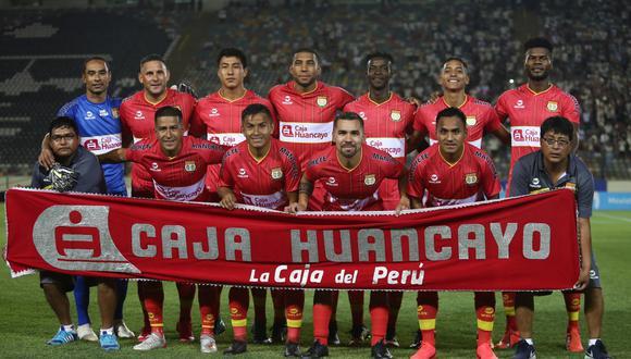 Sport Huancayo espera los resultados de las pruebas moleculares. (Foto: GEC)