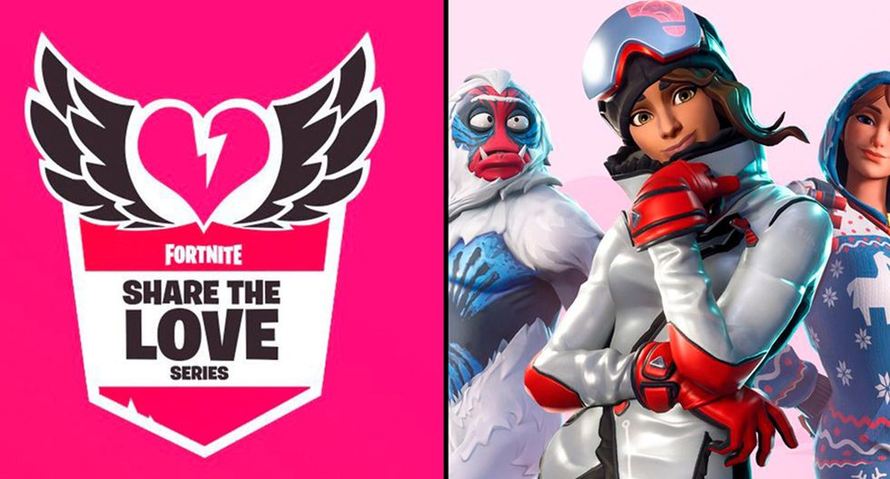 Fortnite Share To Love Series (Foto   Epic Games)