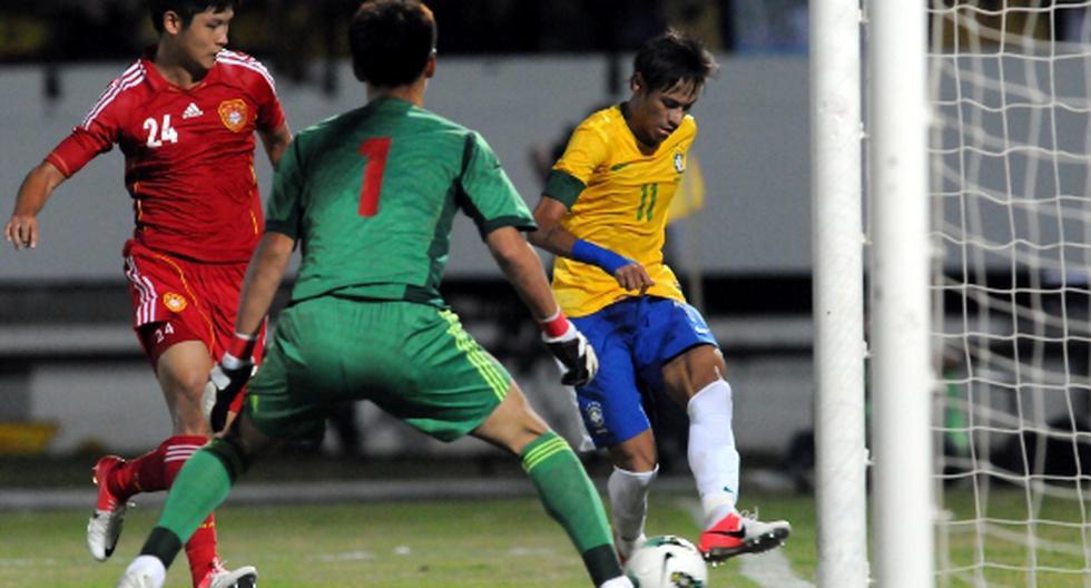 No saben lo que es perder: los partidos de la Selección Brasileña en Recife [FOTOS]