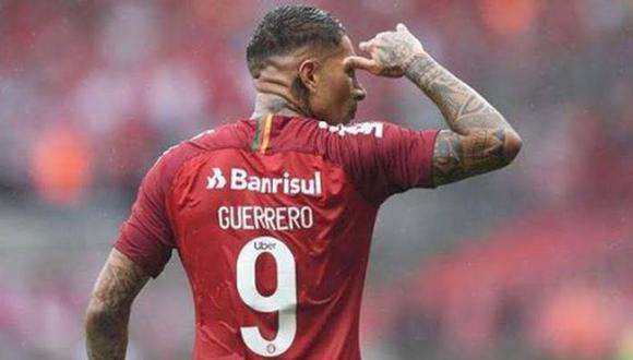 Paolo Guerrero y otros cuatro peruanos que militan en equipos sudamericanos debutarán en la Copa Libertadores 2021. (Foto: Agencias)