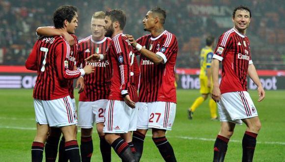 AC Milan no gana la Serie A desde la temporada 2010/11. (Getty Images)