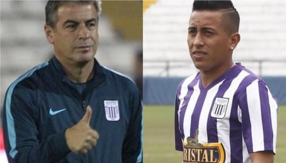 Pablo Bengoechea espera que Christian Cueva halle pronto un equipo donde se sienta cómodo.