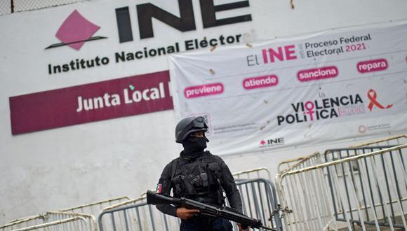 (PEDRO PARDO / AFP).