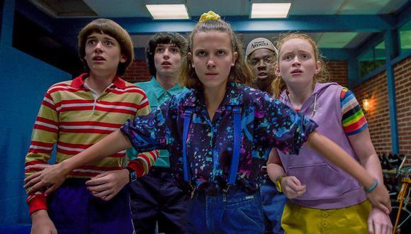 """""""Stranger Things"""", una de las series más populares de Netflix, está a punto de estrenar su cuarta temporada.  (Foto: Netflix)"""