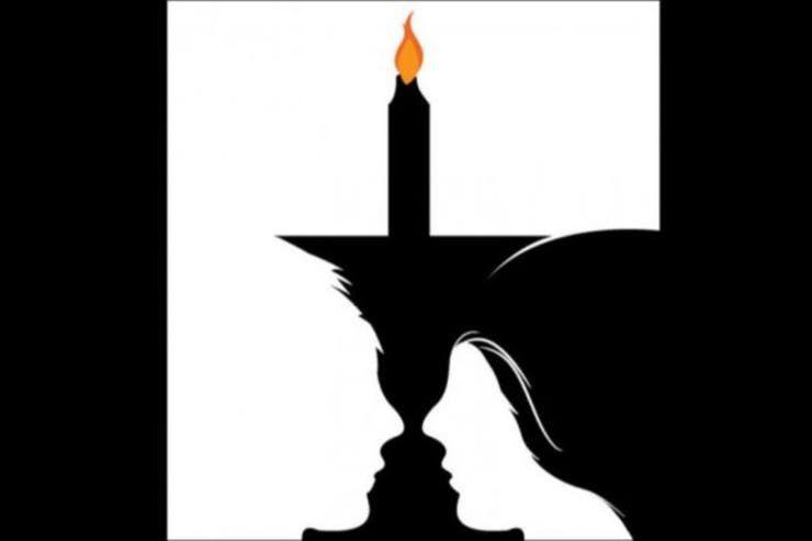 Mira la imagen del candelabro, recuerda lo primero que veas, descubre cómo eres y a qué deberías apuntar. (Difusión)