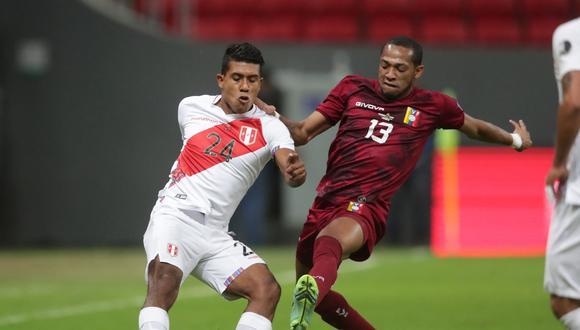 Raziel García fue una de las gratas apariciones en la Copa América (Foto: Reuters)