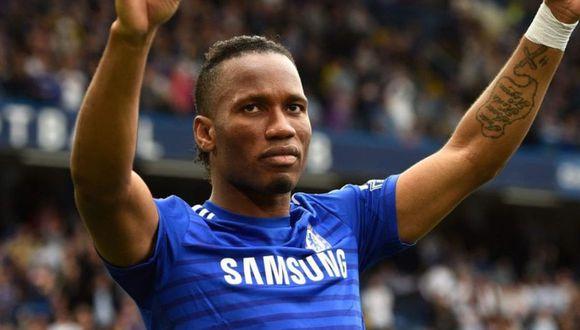 Didier Drogba ganó la Champions League con el Chelsea en la temporada 2011-12. (Foto: Agencias)
