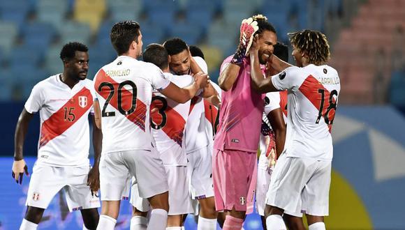 La Selección Peruana depende de sí mismo para llegar a cuartos de final de la Copa América (Foto: Agencias)