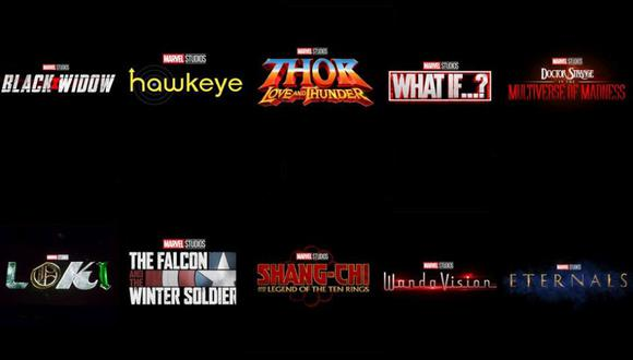 Marvel: estas son las nuevas fechas de estreno para todas las producciones de la Fase 4 del UCM.