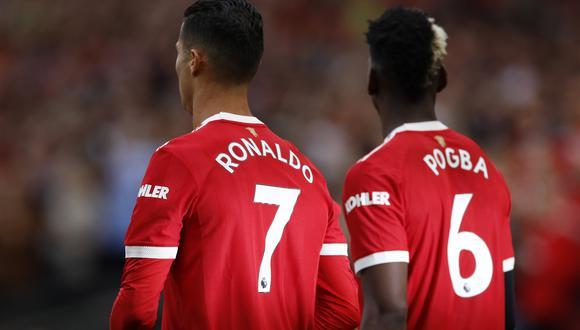 Paul Pogba lleva siete asistencias en apenas cuatro fechas. (Foto: Reuters)
