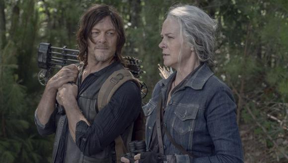 """El nuevo spin-off de """"The Walking Dead"""" tendrá a Carol y Daryl como protagonistas y se estrenará en el 2023 (Foto: AMC)"""