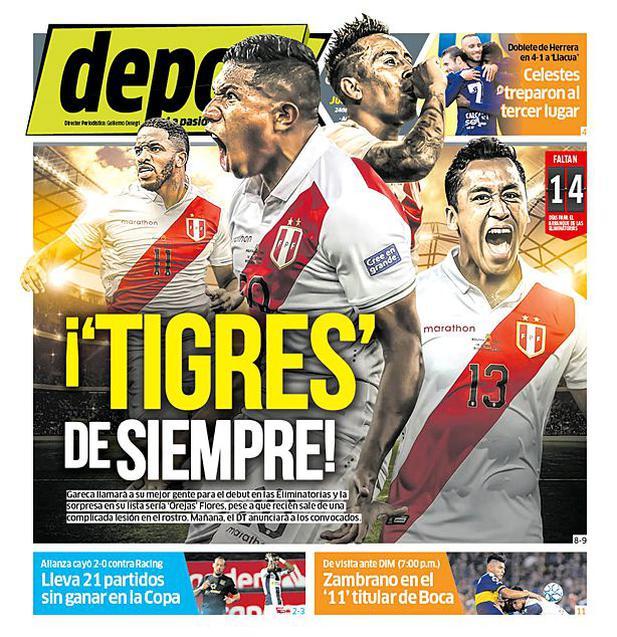 ¡'Tigres' de siempre!